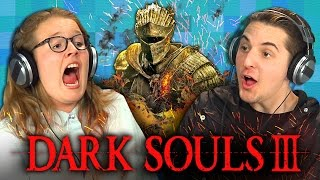 Video DARK SOULS 3 (REACT: Gaming) MP3, 3GP, MP4, WEBM, AVI, FLV Maret 2018