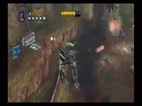 Lego Star Wars II The Original Trilogy Walkthrough - Lego Star Wars ...