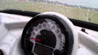 2. Polaris RZR 4 TOP Speed Run