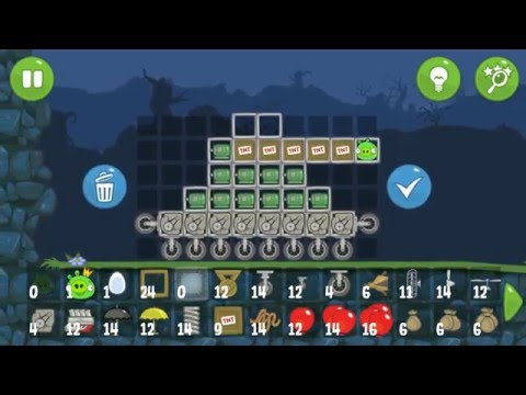Bad Piggies CRAZY Inventions!!