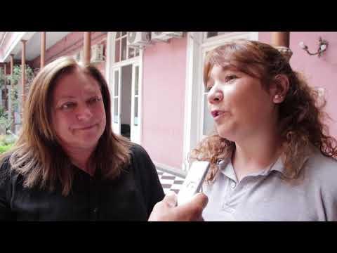Chicos del Hogar San Miguel cantaron villancicos al Intendente
