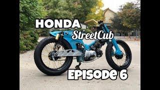 Video Honda StreetCub Build Series: Episode 6 MP3, 3GP, MP4, WEBM, AVI, FLV Oktober 2018