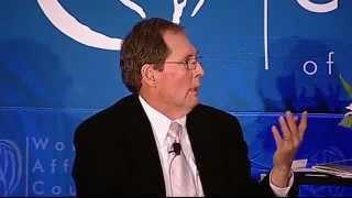 WorldAffairs 2013 Keynote: John Steinbruner - Climate Change