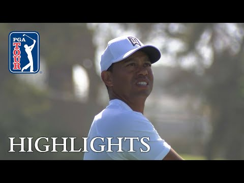 Tiger Woods' extended highligh …