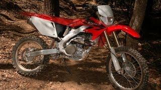 8. Honda CRF250X