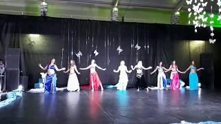 Dança do Ventre Moderna/Habibi ya nour el ain.
