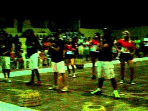 Cia de dança Dançart de varjota em Cariré