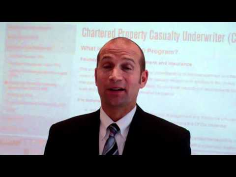 Chartered Property Casualty Underwriter (CPCU 500)