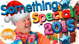 Mr Tumble Christmas Something Special 2015 (child friendly!) YTP Juniors