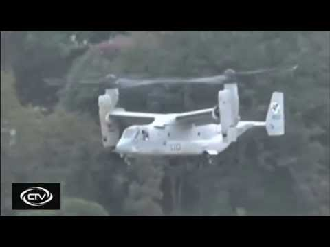 Obama choppers cause stir in University of Nairobi