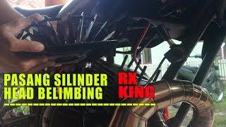 Video RX KING PASANG SILINDER HEAD YZ BELIMBING MP3, 3GP, MP4, WEBM, AVI, FLV Januari 2019