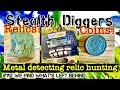 - #192 We find whats left behind - Metal detecting old property woods cellar holes military find