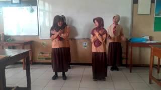 SD BRAWIJAYA SMART SCHOOL'4B kreasi lagu jujur'