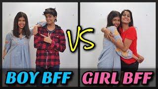 Video GIRL Best Friend VS. BOY Best Friend | Feat. Sejal Kumar | Rickshawali MP3, 3GP, MP4, WEBM, AVI, FLV Maret 2019
