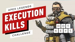 Apex Legends: Executions Only Challenge - Hot Keys by IGN