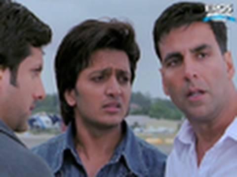 Akshay Kumar loves his baby | Heyy Babyy