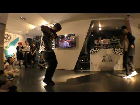 King Charles Vs Yamato Call Out Battle (winner Prize) Chicago Footwork Battle / Battle Zone 杯音圏