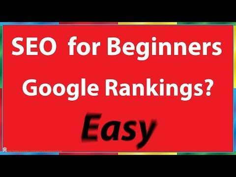 SEO Tutorial for Beginners 2014