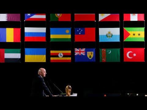 FIFA: ΗΠΑ, Καναδάς και Μεξικό συνδιοργανωτές του Μουντιάλ 2026…