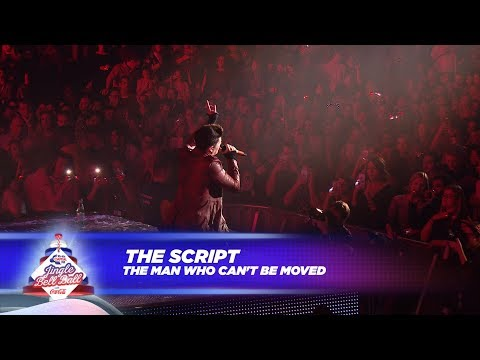 The Script - 'The Man Who Can't Be Moved' - (Live At Capital's Jingle Bell Ball 2017)