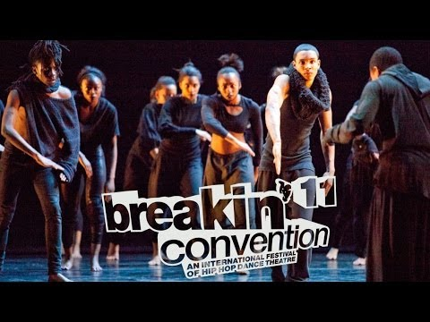 Avant Garde Dance (UK) - A Beatific Vision at Breakin' Convention 2011