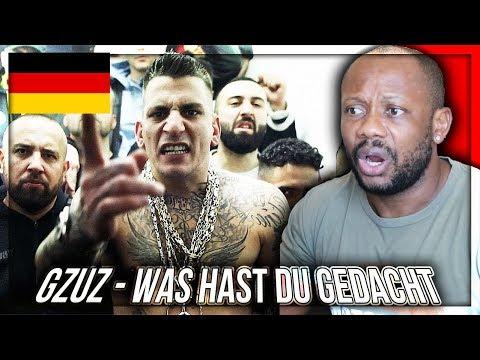 "GZUZ ""Was Hast Du Gedacht"" (WSHH Exclusive - Official Music Video) GERMAN RAP REACTION!!!"