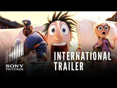 Cloudy with a Chance of Meatballs 2 (International Trailer)
