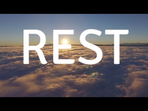 REST (with Music) A Guided Meditation For Your Deep Sleep And Rest