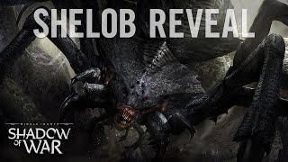 Shelob - you know her name, but what of her intentions? Can you trust the Spider? Play Middle-earth: Shadow of War, available beginning October 10, 2017 on Xbox One, Xbox One X, Windows 10 PC (Windows Store and Steam), PlayStation®4 and PlayStation®4 Pro. Pre-order available now:http://www.shadowofwar.com  —————ABOUT THE GAME Middle-earth: Shadow of War™ is the sequel to the critically-acclaimed Middle-earth: Shadow of Mordor™, winner of more than 50 industry awards—including the 2015 Game Developers Choice Awards' Game of the Year, Outstanding Innovation in Gaming at the 2015 D.I.C.E. Awards and the BAFTA for Game Design. Developed by Monolith Productions, Middle-earth: Shadow of War features an original story with the return of Talion and Celebrimbor, who must go behind enemy lines to forge an army and turn all of Mordor against the Dark Lord, Sauron. FOR MORE INFORMATION Visit the Website: http://www.shadowofwar.com Like on Facebook: http://www.facebook.com/shadowofwargame Follow on Twitter: http://www.twitter.com/shadowofwargame Subscribe on Twitch: http://www.twitch.tv/monolithlive Subscribe on YouTube: http://www.youtube.com/shadowofwargame Follow on Instagram: http://www.instagram.com/shadowofwargame Join our forums: https://go.wbgames.com/ShadowOfWarForums