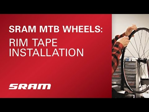 How to install Wheel Rim Tape