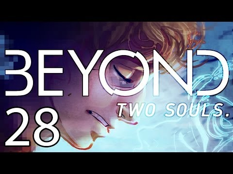Beyond: Two Souls Gameplay / Playthrough w/ SSoHPKC Part 28 - I Think It's Kanye West