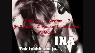"""Video INA - nové CD """"Tak takhle asi jo..."""" (ukázky)"""