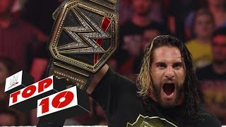Nonton Top 10 WWE Raw moments: April 6, 2015 Film Subtitle Indonesia Streaming Movie Download