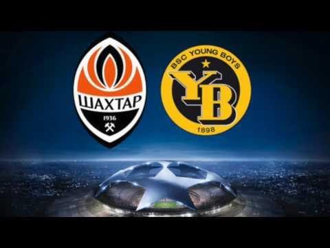 Shakhtar Donetsk vs Young Boys  All Goals & Full Highlights UEFA Champions League (26/07/2016)