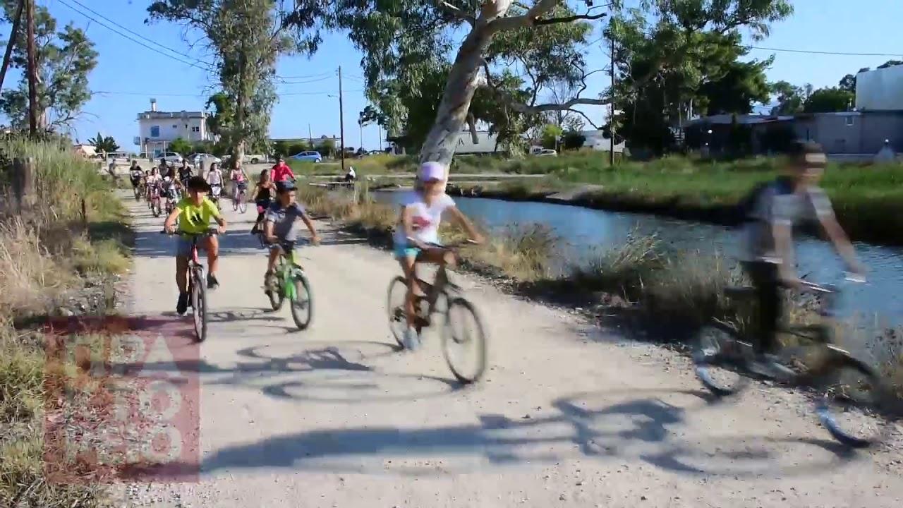 Αργολίδα: Ποδήλατα και άλογα στον εορτασμό της Ευρωπαϊκής Ημέρας Χωρίς Αυτοκίνητο