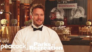 Parks and Recreation - Chris Pratt on the Farewell Season (Interview)