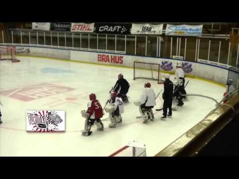 Goalies Furudals hockeyskola