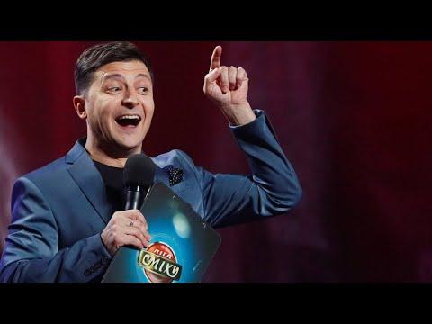 Ukraine: Comedian Zelenskiy kandidiert zur Präsidents ...