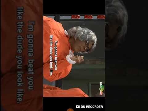 Madea in jail