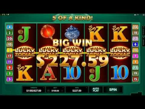 Lucky Zodiac Online Slot Game | Royal Vegas Casino