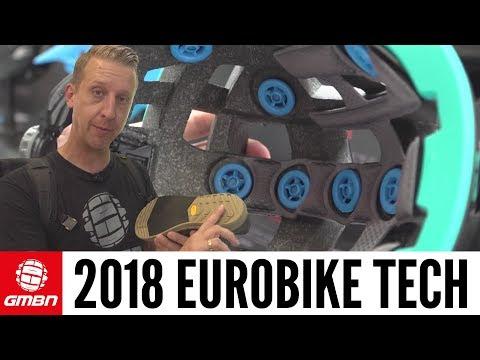 New Mountain Bike Tech For 2018 | GMBN At Eurobike