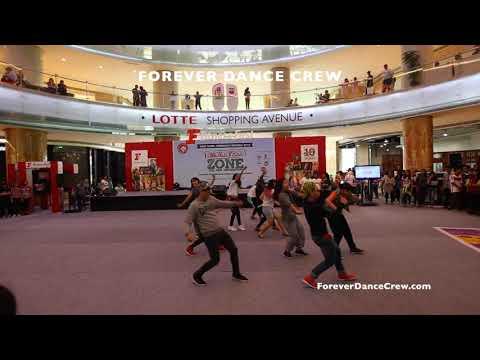 @FDCrew FLASHMOB INDONESIA Dance Indonesia - Forever Dance Crew видео