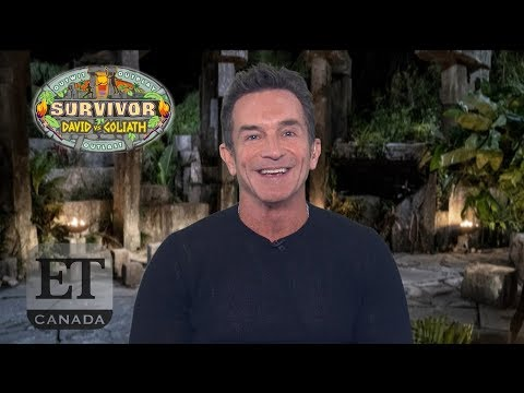 Jeff Probst Announces Canadians Can Now Compete On 'Survivor' | EXTENDED