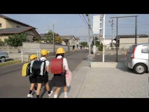 Giao thông một buổi sáng ở Nhật Bản