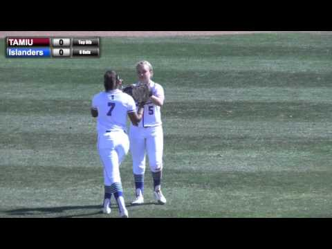 Softball Highlights vs. TAMIU