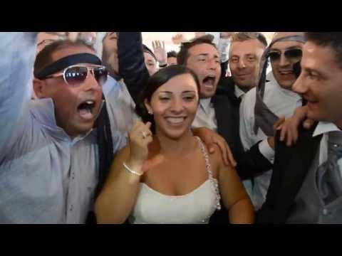 le iene ultras al matrimonio di giacomo e maria il 28/06/2013