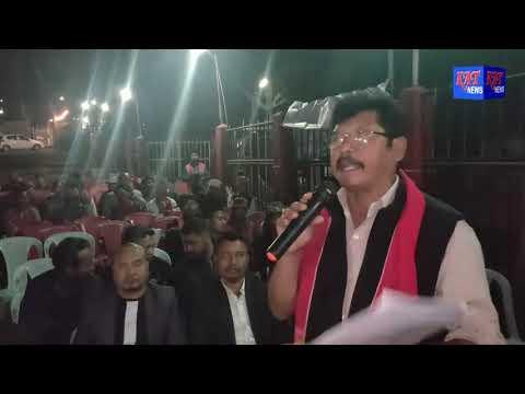 CCU, KSA, JACAS, APHLC, Hamphang Asong || KLNLF, KPLT & UPLA Asong aphan karcho