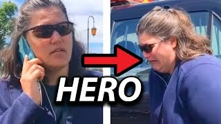 Video SHE CALLS THE POLICE FOR A BBQ... and then she realizes  [MEME REVIEW] 👏 👏#27 MP3, 3GP, MP4, WEBM, AVI, FLV Oktober 2018