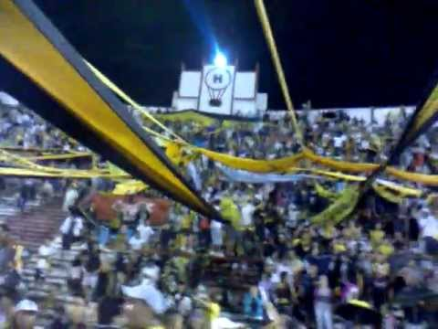 ALMIRANTE BROWN EN LA QUEMA | ALMIRANTE BROWN VS HURACAN - La Banda Monstruo - Almirante Brown