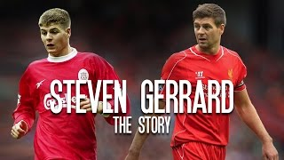 Video Steven Gerrard- The Story MP3, 3GP, MP4, WEBM, AVI, FLV April 2019
